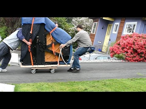 Piano Moving Trolly