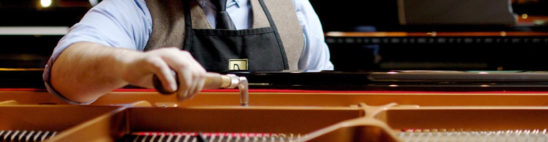 Correcting Piano Tunnuing